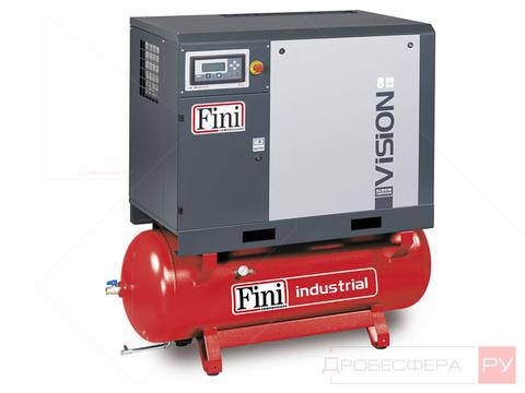 Винтовой компрессор FINI VISION 1110-270F-ES VS