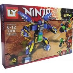 Конструктор Ниндзяго Боевой робот — Ninjago