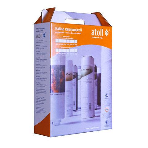 Набор фильтрэлементов atoll №303 STD (для D-31, A-313E, A-314E)