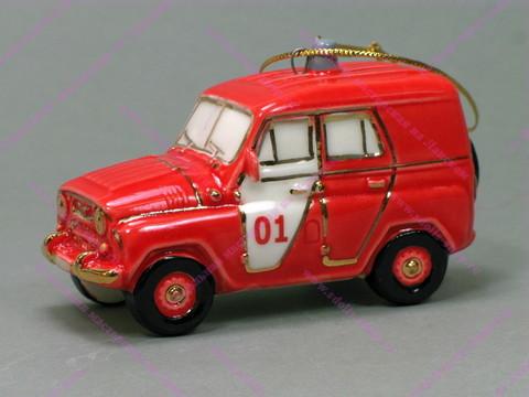 УАЗ 469 (3151) пожарный