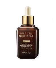 Secret Key Multi Cell Night Repair Ampoule. 50ml.
