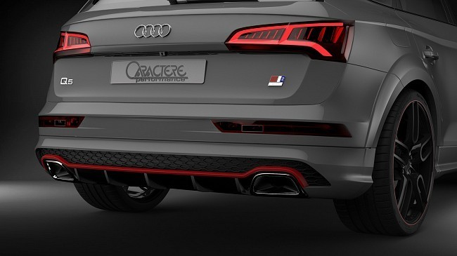 Caractere performance body kit for AUDI R Q5 (80A)