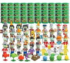 Растения против Зомби минифигурки героев игры