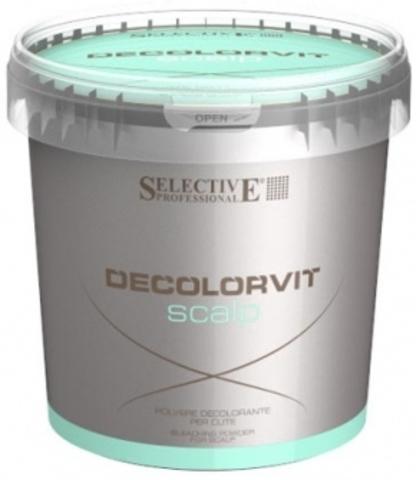 Selective Professional Decolorvit Scalp - Средство для прикорневого обесцвечивания
