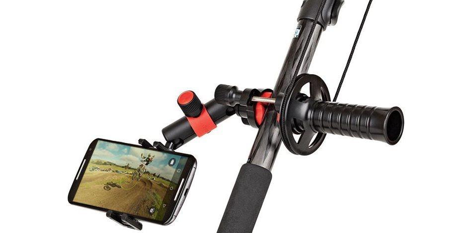 Видеокран-удочка Action Jib Kit & Pole Pack с телефоном