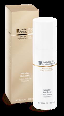 Janssen Micellar Skin Tonic - Мицеллярный тоник с гиалуроновой кислотой