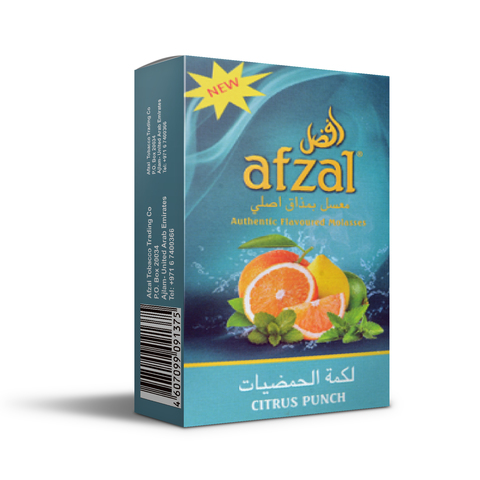 Табак Afzal Citrus Punch 50 г