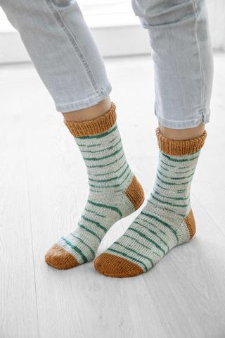 Носочная пряжа Gruendl Hot Socks Simila 106 купить
