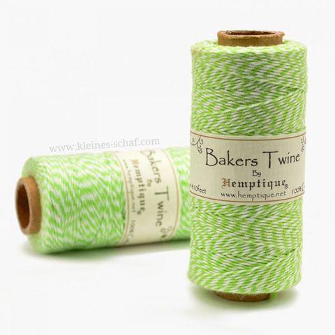 Шпагат Bakers Twine зеленый
