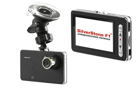 Автомобильный видеорегистратор SilverStone F1 NTK-330F