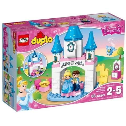 LEGO Duplo: Волшебный замок Золушки 10855 — Cinderella´s Magical Castle