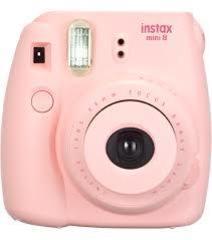 Fujifilm Instax Mini8 pink