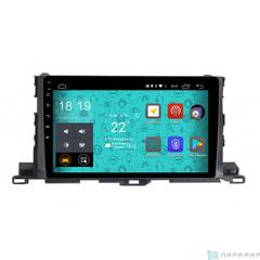 Штатная магнитола 4G/LTE Toyota Highlander 13+ Android 7.1.1 Parafar PF467