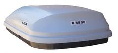 Бокс на крышу LUX 600 440л серый матовый