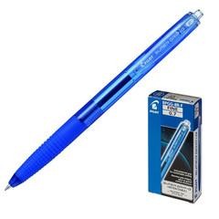 Ручка шариковая PILOT Super Grip BPGG-8R-F-L авт.резин.манжет.синяя 0.22мм