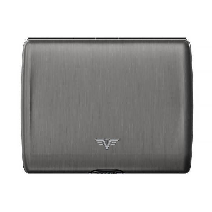Кошелек-органайзер c защитой Tru Virtu RAY, цвет темно-серый , 130*102*23 мм
