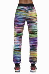 Разноцветные легинсы для фитнеса Tropical 200 den