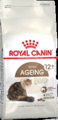 Royal Canin Ageing +12 для пожилых кошек старше 12 лет с первыми признаками старения
