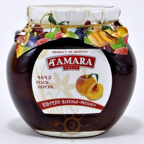 Варенье из персика Тамара, 400г