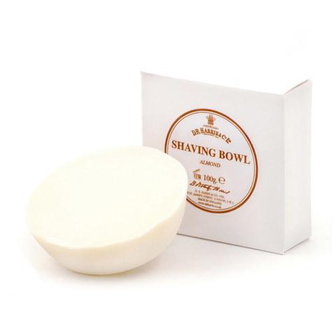 Твердое мыло для бритья D. R. Harris, Almond, 100 гр