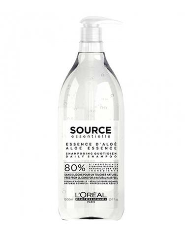 Шампунь для всех типов волос,Loreal Source Essentielle , 1500 мл