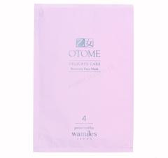 Маска для чувствительной кожи лица (Otome | Delicate Care | Recovery Face Mask), 25 мл*6 шт