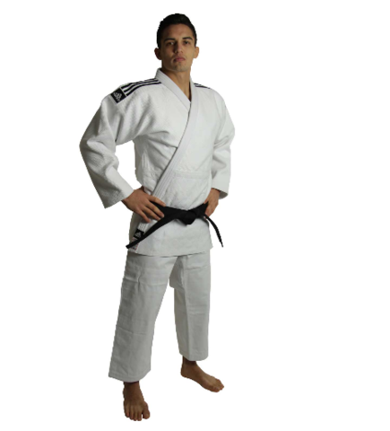 Кимоно для дзюдо Adidas Champion 2 IJF Slim Fit J-IJFS (1)