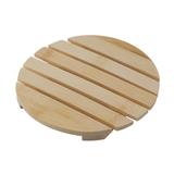 Подставка под горячее бамбук 16 х 1,2 см, артикул 28LB-4003, производитель - Hans&Gretchen