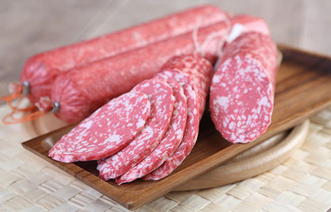 Малика колбаса салями 0,4 кг