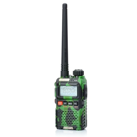 Рация Baofeng UV-3R plus dual band
