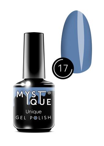 Mystique Гель-лак #17 «Unique» 15 мл