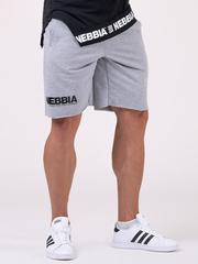 Шорты NEBBIA Legday Hero shorts 179 LIGHT GREY