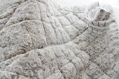 Зимнее одеяло - конверт на выписку Сумерки