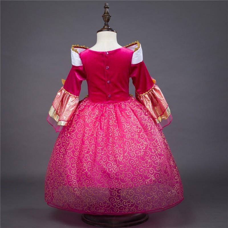 Спящая красавица платье праздничное принцесса Аврора