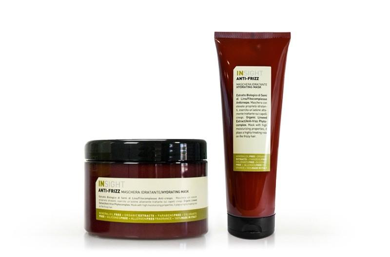 ANTI-FRIZZ Разглаживающая маска для непослушных волос (250 мл)
