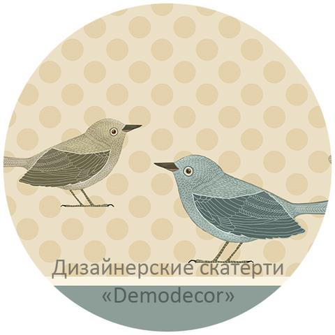 Скатерть «Blue bird-1»