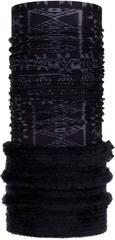 Теплый шарф-труба трансформер Buff Polar Thermal Butu Black