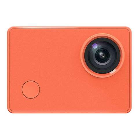 Экшн-камера Xiaomi Mijia Seabird 4K motion Action Camera Orange