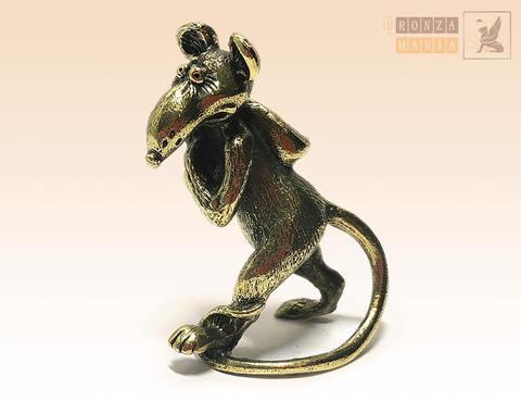 фигурка Крыса с мешком (ЦАМ)