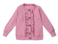 BK206K-1 кардиган детский, розовый