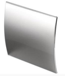 Вентиляторы накладные Awenta (Польша) Лицевая панель Awenta PES100 (Пластик, Серебро) Escudo PES100.jpg