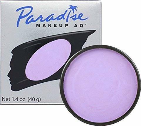 MEHRON Профессиональный аквагрим Paradise, Аквагрим Purple (Сиреневый), 40 г