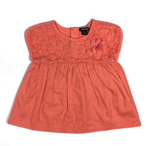Блузка Kiabi для маленькой принцессы на 0/3 месяца