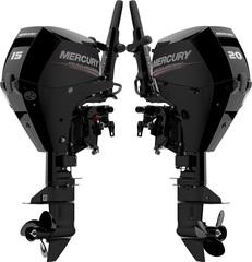 Лодочный мотор Mercury F15 MH EFI