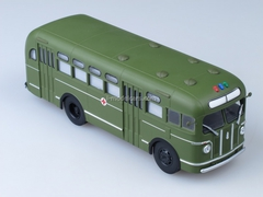 ZIS-155 Sanitary Ambulance Bus 1:43 AutoHistory