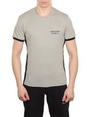 FY131-3 футболка мужская, серая