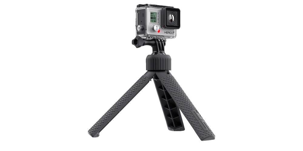 Штатив-трипод SP POV Tripod Grip с камерой
