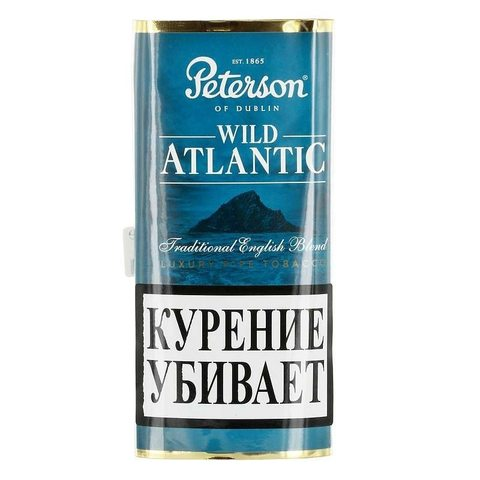 Табак Peterson Wild Atlantic кисет (40 гр)