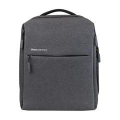 Рюкзак Xiaomi City Backpack 15.6 тёмно-серый