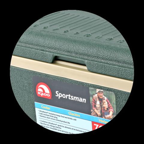 Термоконтейнер Igloo Sportsman 52 (50 л)